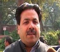 Congress leadership unhappy with Rajiv Shukla,likely to be removed from Ministry