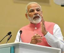 Moving from women development to women-led development: Modi
