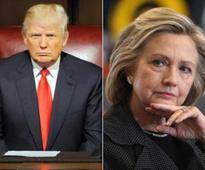 Clinton, Trump in Dead Heat in Swing States