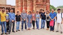 Delhi University students' app helps deaf people enjoy heritage tours