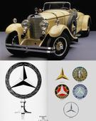 90 years of Daimler-Benz and the three-pointed star