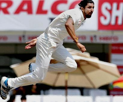 Ranji Roundup: Ishant sizzles, Bengal in driver's seat