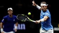 Laver Cup 2017: Rafael Nadal faces defeat even as Team Europe dominate on opening day