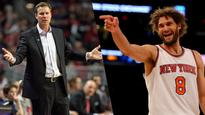 Chicago's Head Coach Didn't Seem To Know Which Lopez Brother They Got For Derrick Rose