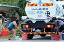 Hot spell causes dry taps for Hulu Langat homes