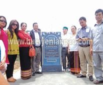 Yamthong dedicates playground
