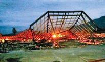 Rs 1.5-crore shooting set gutted in fire near Palani