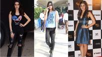 Black rip the new fashion statement thanks to Alia, Shraddha, Kriti? - News