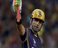 Gambhir Delighted With KKRs hard