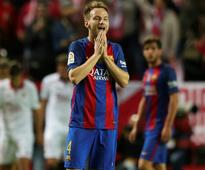 La Liga: Ivan Rakitic determined to fight for place in Barcelona's starting XI