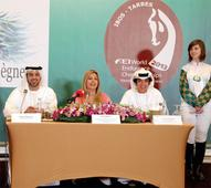 Shaikh Mansour Festival ties up with international endurance