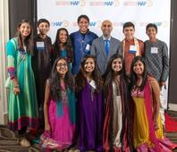 Comedian Rajiv Satyal Delights a Packed House at Hindu American Foundation's Dallas Benefit Dinner