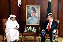 Member of Royal Family of Qatar calls on PM