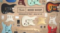 The New Fender Mod Shop Lets Users Create Their Own Signature Guitar Model
