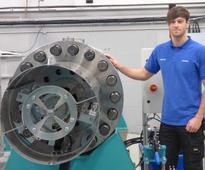Ulverston Siemens apprentice shortlisted for national award