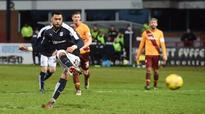 Dundee 2-2 Motherwell: Late Hemmings penalty snatches Dee point