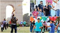 Kite Festival makes a comeback after venue shift