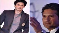 Read! Shah Rukh Khan's special message for Master Blaster Sachin Tendulkar
