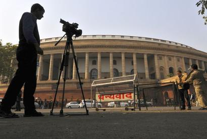 Oppn set to corner Centre in Parliament on bank scams