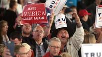 'I've lost listeners': gun-wearing preacher who's sworn off Trump