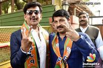 Ravi Kishan: Congress to BJP