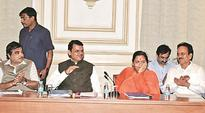 Uma Bharti gave consent for special irrigation package worth Rs 30,788 crore for Maharashtra