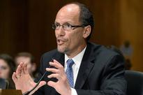 Labor secretary nominee unscathed after hearing
