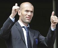 Contest between Messi, Ronaldo is healthy for soccer, Zidane claims