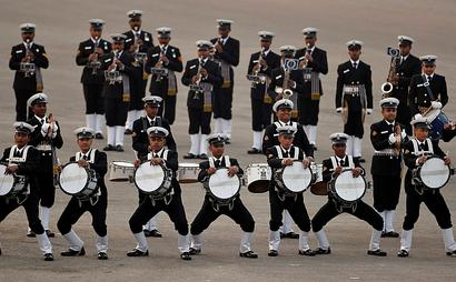 Indian tunes to set mood at 'Beating Retreat' ceremony