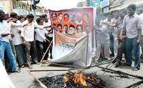 Dalit heat threatens to burn Congress