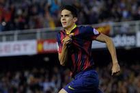 Barcelona confirm departure of Marc Bartra to Borussia Dortmund