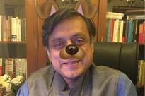 Meme row: Tharoor, Derek O'Brien, Sanjay Jha apply dog filter to their pics