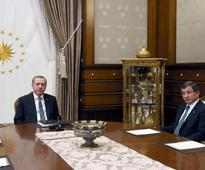 Turkish Ruling Party Preparing to Replace PM Davutoglu Over Differences with President Erdogan, May 4, 2016