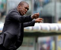Soccer-Seedorf named head coach of Chinese second tier side Shenzhen