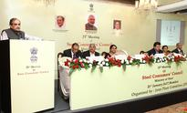 Steel minister promotes concept of Swadeshi for steel
