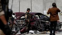 Bomb near US embassy in Kabul injures 2