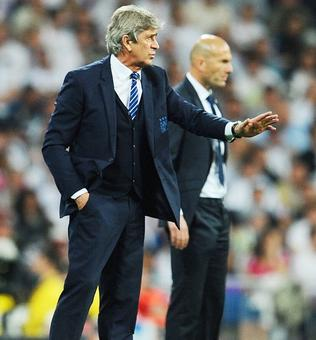 Have Manchester City been unlucky in Champions League exit?