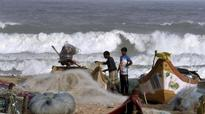 Cyclone Nada moves into interior Tamil Nadu, heavy rains likely