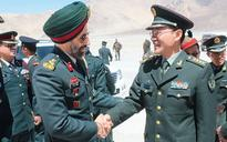 Sharp fall in Chinese incursions at border areas