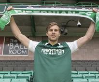 Niklas Gunnarsson hopes last-day Elfsborg success is repeated with Hibs