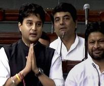 Monsoon Session of Parliament: Sumitra Mahajan clarifies controversy around Jyotiraditya Scindia