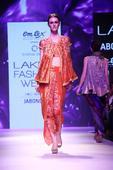Lakme Fashion Week this year.