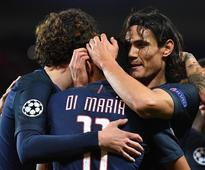 PSG win 3-0 against Basel, close in on last 16