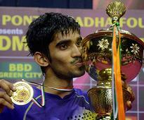 Winning beginning: Srikanth starts season with maiden Syed Modi International title