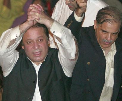 Nawaz Sharif's brother Shehbaz will be next Pakistan PM
