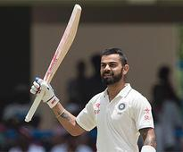 Satisfied to score double ton after forgettable debut: Virat Kohli