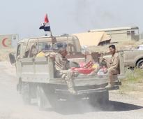 Army storms Fallujah, bombings hit Baghdad