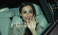 Malaika Arora Khan, Sonali Bendre step out to ring in New Year with friends