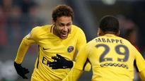 WATCH | Ligue 1: Neymar in devastating form as Paris Saint-Germain extend lead