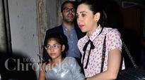 Karisma Kapoor visits SC, partial settlement reached with husband Sunjay Kapur